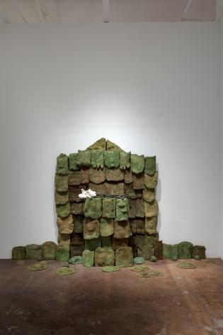 Celia Eberle, Moss Grotto, 2016