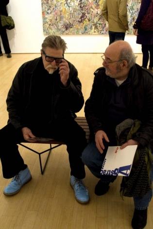 Larry Poons: New Work