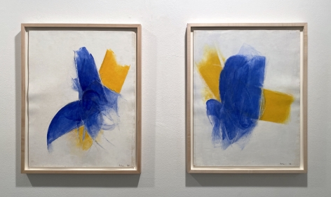 Ceres Diptych, 1966