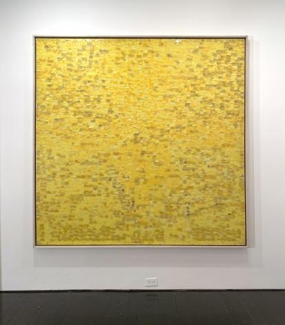 Yellow Painting no.7, 1968