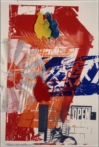 Last Turn–Your Turn: Robert Rauschenberg and the Environmental Crisis