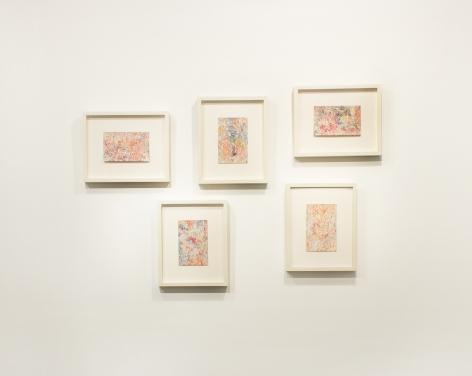 Shirley Goldfarb: Paintings in Paris