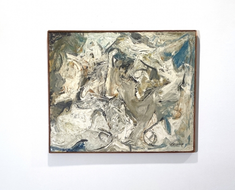 Nicolas Carone, Untitled, c. 1954