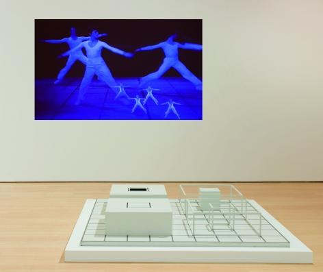 Where Sculpture & Dance Meet: Minimalism 1961 - 1979