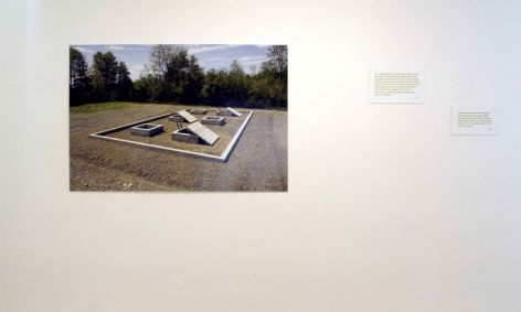 Alice Aycock: A Simple Network of Underground Wells and Tunnels