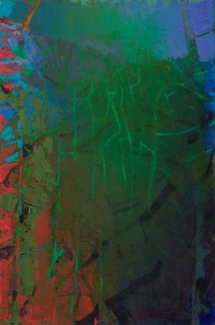 Brian Rutenberg Loblolly, 2018 oil on linen, 60 x 40 inches
