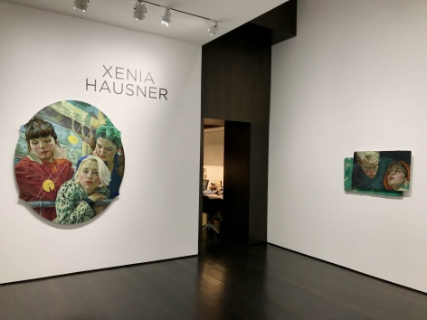 XENIA HAUSNER, Forum Gallery, New York, NY, November 14, 2019 - January 11, 2020