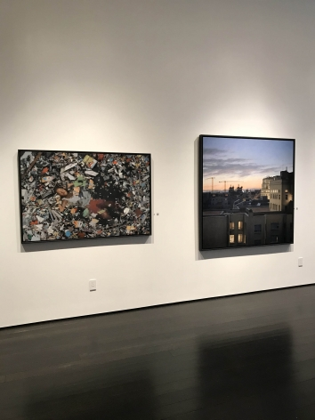 installation photo: Guillermo Munoz Vera, Analogies + Dichotomies, Forum Gallery, New York, NY, April 12 – May 25, 2018