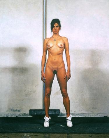 Bernardo Siciliano, Nicole (SOLD), 2008, oil on canvas, 95 1/2 x 78 inches