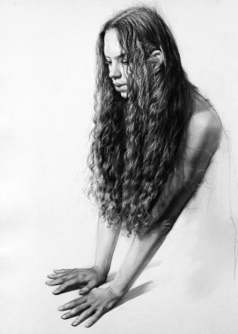Steven Assael Segu, 2006, pencil on paper, 23 x 15 inches