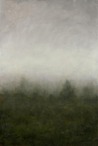 alyssa monks, Rise, 2014, oil on linen, 48 x 32 inches