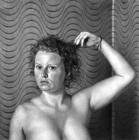 james valerio, After Poly, 2009, pencil on paper, 28 1/2 x 28 5/8 inches