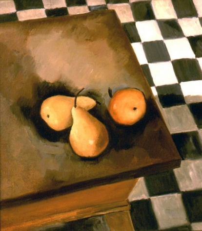 Ralston Crawford Still Life on Dough Table, 1932 oil on canvas 20 x 18 inches