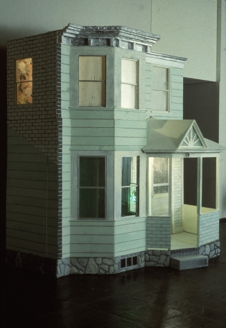 New York and New Jersey, Two Stories with Porch