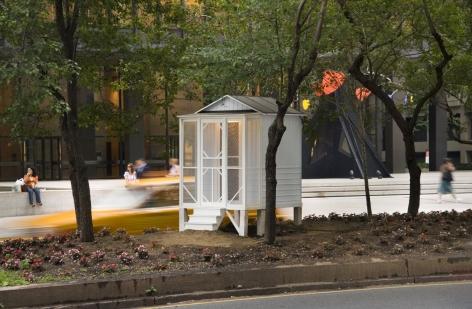Tourist Cabins on Park Avenue