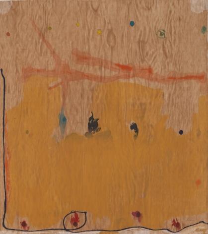 Helen Frankenthaler, Tales of Genji II,1998, Fourty one color woodcut