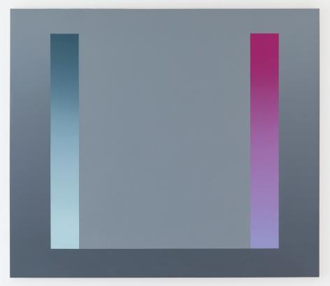 Michael Boyd, Eisen Lohr, 1970, 76″ x 66″, acrylic on canvas