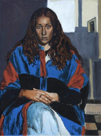 Shirley Gorelick, Untitled (Lisa), c.1974