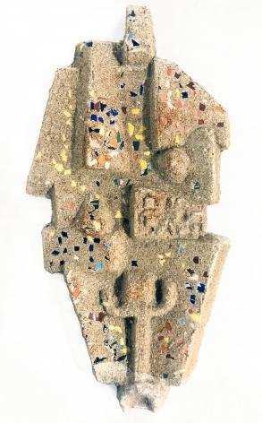 Costantino Nivola, Untitled (Modelle), c.1956