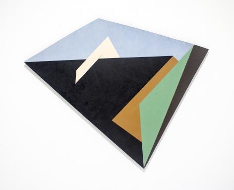 Carl Pickhardt (1908 - 2008), Abstraction #460, 1974