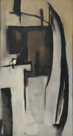 Theodoros Stamos, Divining Rod, 1951