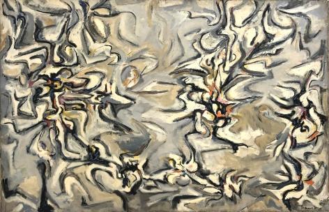 Paul Brach (1924-2007), Untitled, 1951