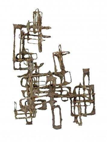 Ibram Lassaw, Cluster in Lyra, 1950