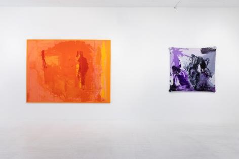 Joe Overstreet, Selected Works: 1975-1982
