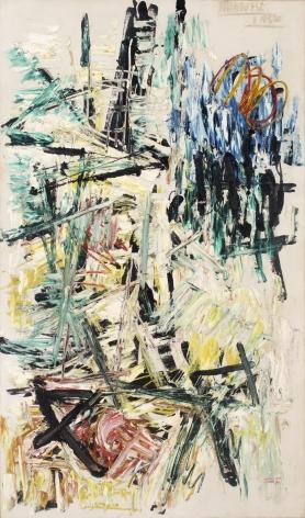 Michael West (1908-1981), La Voir (The Sight) after Juan Gris, 1956