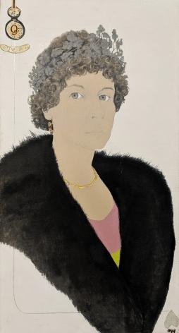 Marcia Marcus, Untitled (Self Portrait), 1970