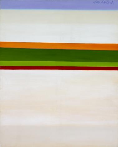 Charles DuBack (1926-2015), The Bogg Road, Summetville, 1959