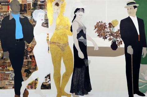 Marcia Marcus, Frieze: The Studio, 1964