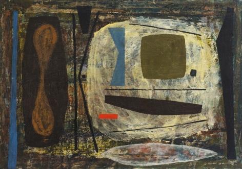 Joe Stefanelli (1921-2017), Untitled, 1949