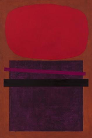 Kyle Morris (1918-1979), Fall Winter Series No. 9, 1965