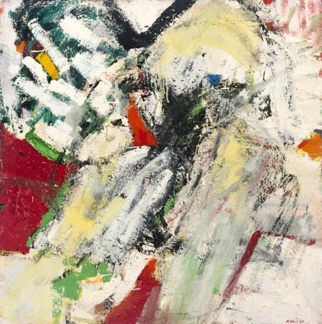 George McNeil (1908-1995), Alcatraz, 1957
