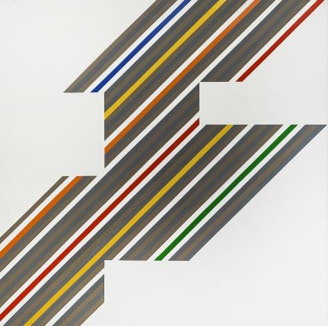 Elaine Lustig Cohen (1927 - 2016), Gray Line, 1971