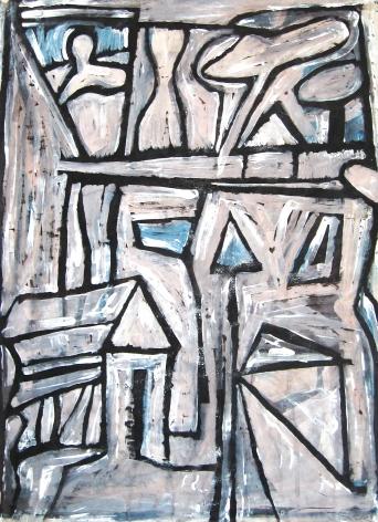 Jorge Fick, Untitled, 1972