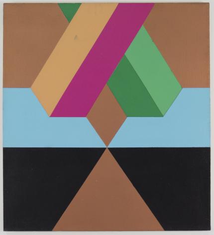 Miriam Schapiro, Canyon, 1967
