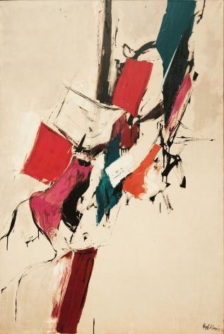 Kyle Morris (1918-1979), Untitled, Sept 1, 1961, 1961
