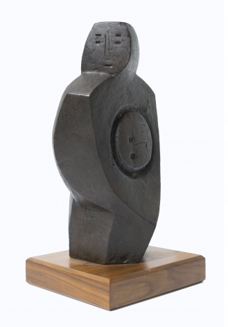 Louise Nevelson (1899-1988), Mother and Child, 1951