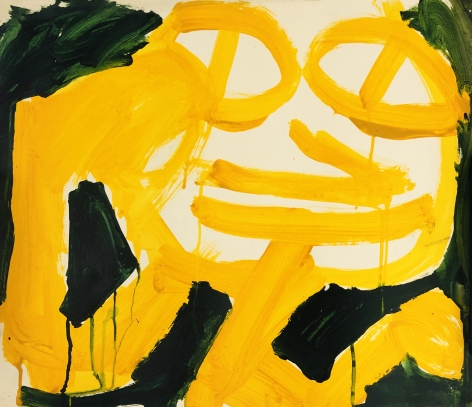 Jay Milder (1934-), Subway Runner, 1964