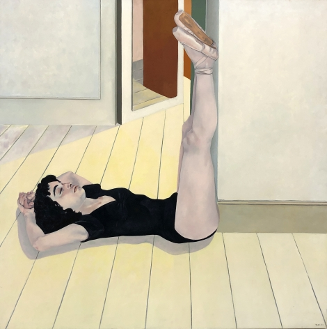 Daphne Mumford, Vickie Resting, 1978