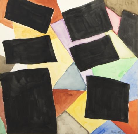 Philip Pavia (1911 - 2005), Untitled, 1959
