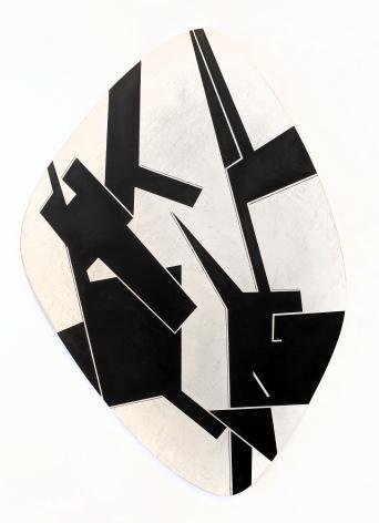 Carl Pickhardt (1908 - 2008), Abstraction #278, 1965