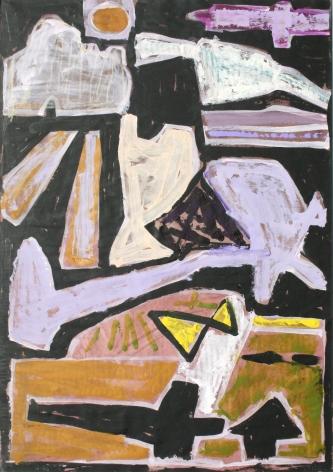 Jorge Fick, Untitled, 1971
