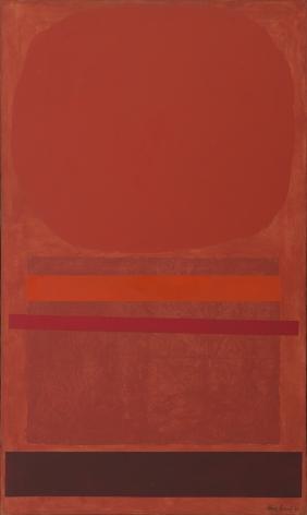 Kyle Morris (1918-1979), Winter-Spring Series #2, 1965