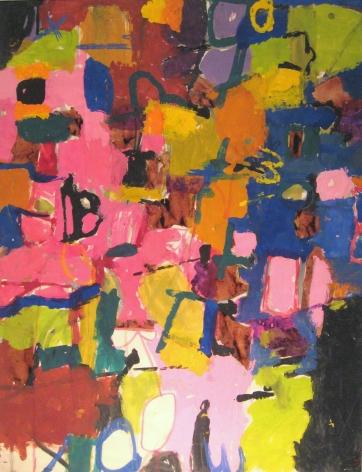 Jorge Fick, Untitled, 1970