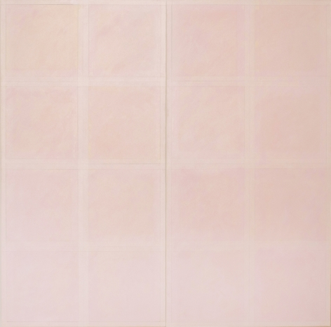 Ted Kurahara, Double Red Tints over Whites, 2002