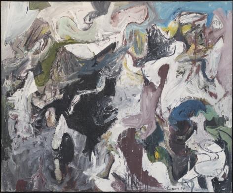 Nicolas Carone, Hypogriffo, 1957