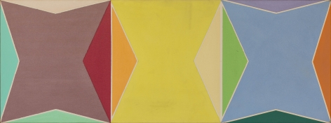 Larry Zox, Untitled, 1970